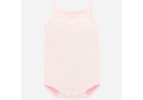 Mayoral Mayoral Basic body with straps Baby Rose