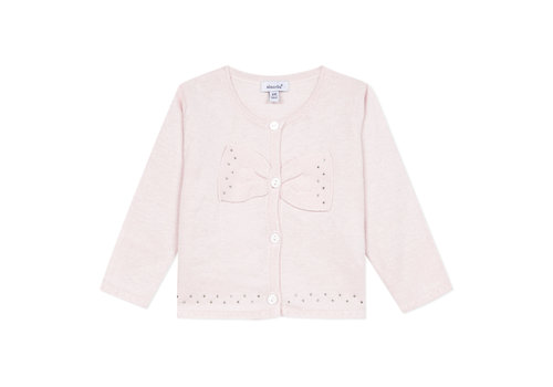 Absorba Absorba Cardigan Strass Rose 9Q18022