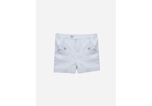 Patachou Patachou Pap/Cl3033111 Shorts Irregular Dots Blue
