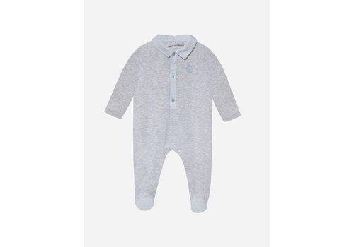 Patachou Patachou Pap/Bab3033118 Babygrow Melange Grey