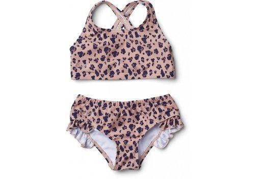 Liewood Liewood  Juliet bikini Mini leo/coral blush