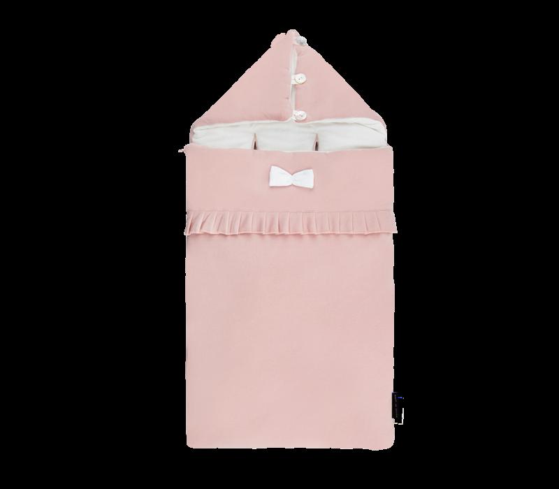House Of Jamie Travel Sleeping Bag Powder Pink