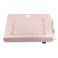 House Of Jamie Changing Mat Cover Powder Pink