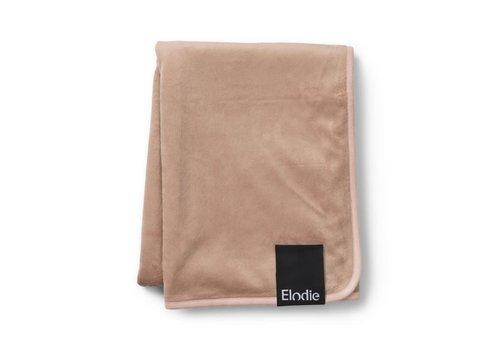 Elodie details Elodie Details Pearl Velvet deken Faded Rose