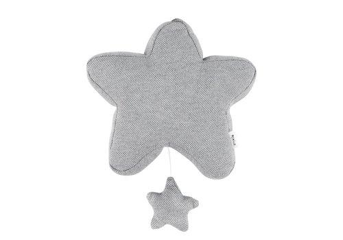 Trixie Copy of Trixie Poncho - Grain Grey