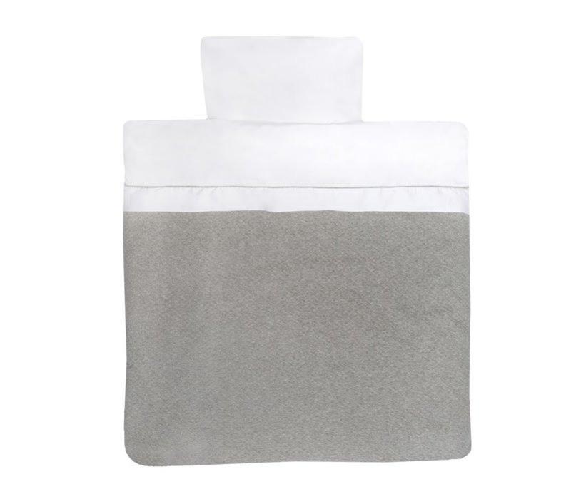 Les Reves D'Anais Playpen duvet cover - 80 x 80 cm - Diamond Stone - 57-005