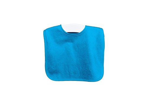 Timboo Timboo Slab Groot 26 x 38 Met Drukknop Turquoise
