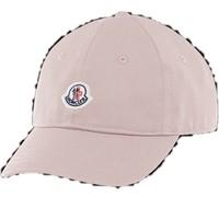Moncler Cap Pastel Pink F19543B10000