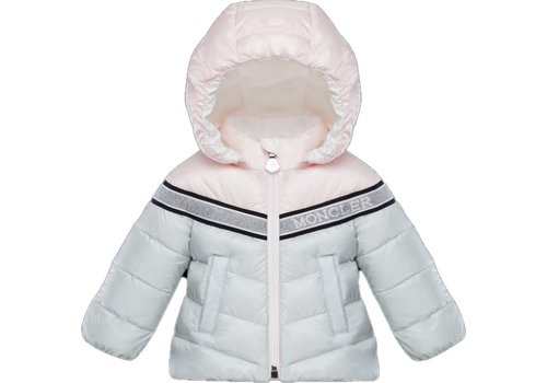 Moncler Moncler Marik Jacket Light Pink F19511A50810