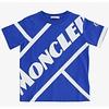 Moncler Moncler T-Shirt Royal F19548C70120