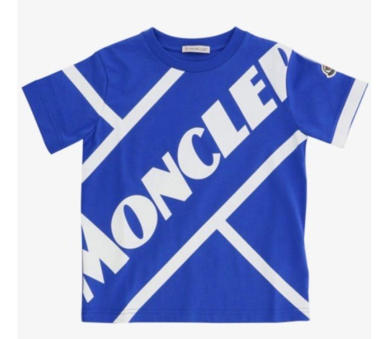Moncler T-Shirt Royal F19548C70120