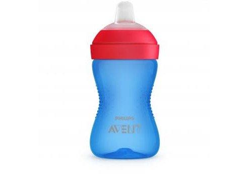 Avent Avent Drinkbeker Met Zachte Tuit 300Ml Blauw