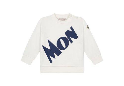 Moncler Moncler Set Round Neck + Trousers Natural F19518M70520