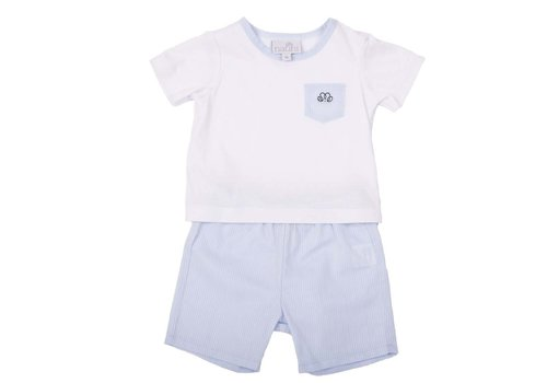 Natini Natini Pyjama Light Blue