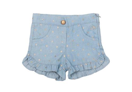 Natini Natini Shorty Jeans Spots Gold