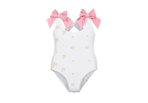 Maria Bianca Maria Bianca Floral Hearts Bathing Suit