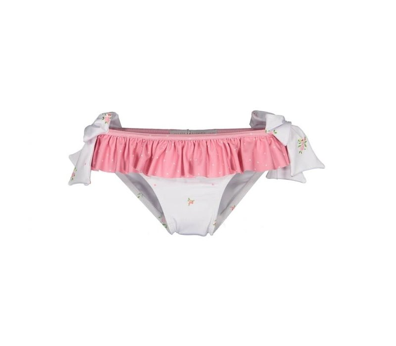 Maria Bianca Floral Hearts Bikini Bottom