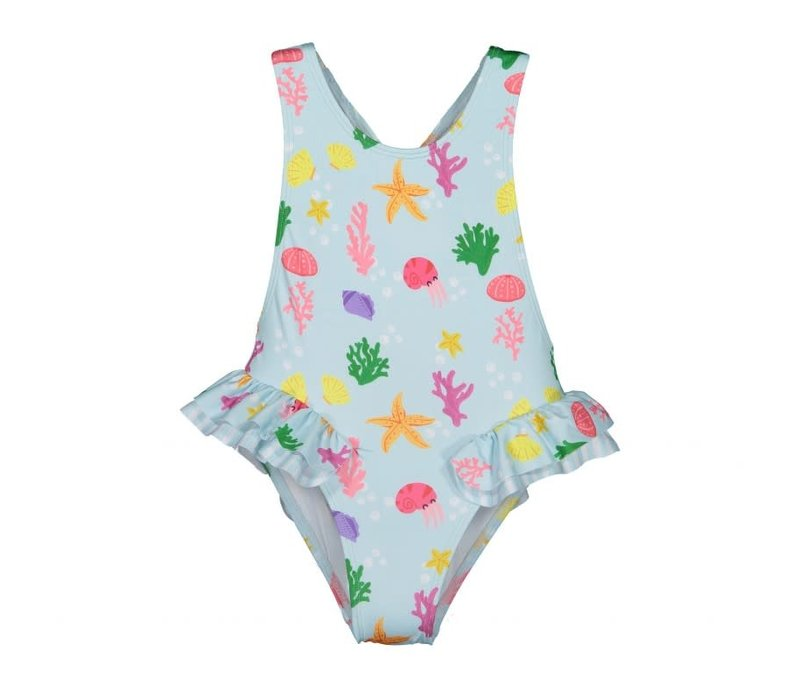 Maria Bianca Under The Sea Bathing Suit
