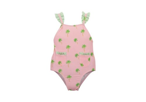 Maria Bianca Maria Bianca Palmtrees Bathing Suit