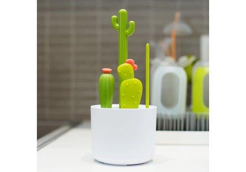 BOON Boon Flessenborstel Set Cactus