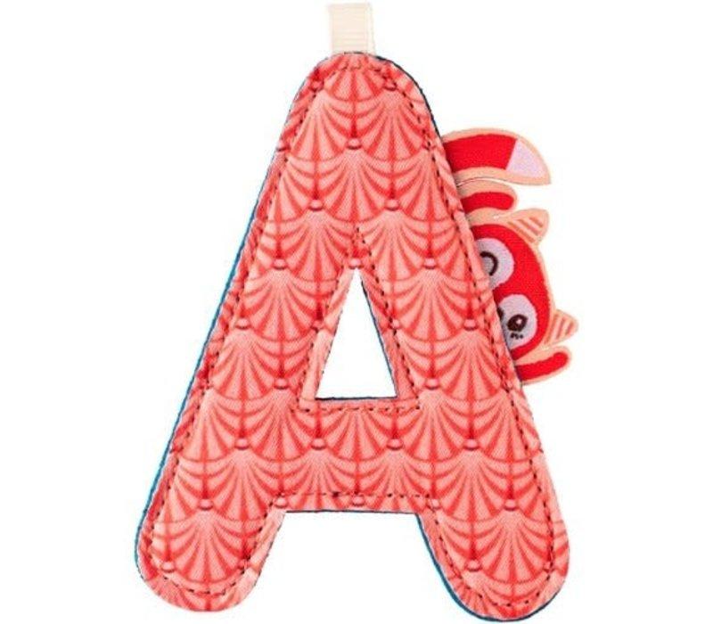 Lilliputiens Letter A Alice