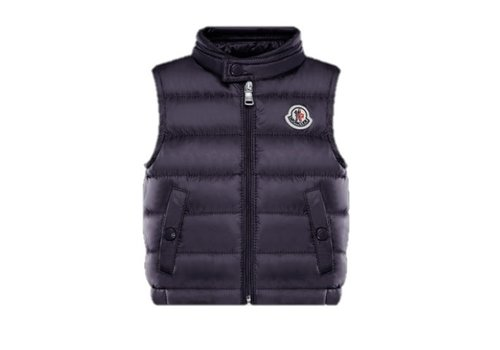 Moncler Moncler New Amaury Vest Navy F19511A10300