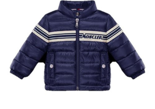 Moncler Moncler Haraiki Jacket Dark Blue F19511A50120