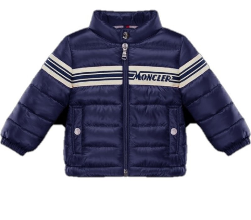 Moncler Haraiki Jacket Dark Blue F19511A50120