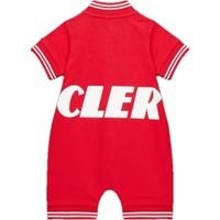 Moncler Romper Red F19518L70320