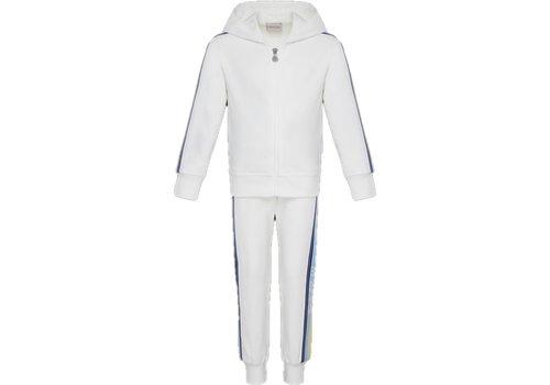 Moncler Moncler Set Top + Shorts Natural F19548M71710