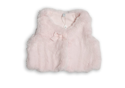 My First Collection First Fur Bolero Pink