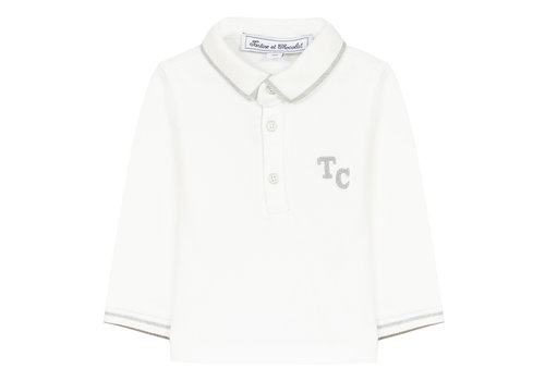 Tartine Et Chocolat Tartine & Chocolat Polo  Shirt Nacre TR11161-13