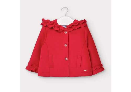 Mayoral Mayoral High Waisted Jacket Red