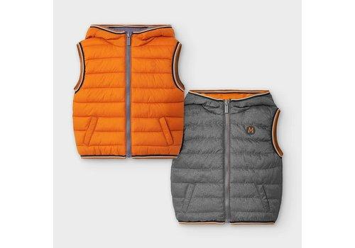 Mayoral Mayoral Reversible Vest Cheddar