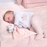 Mayoral Two Piece Set Baby Rose