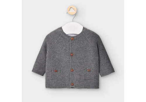 Mayoral Mayoral Cardigan Graphite