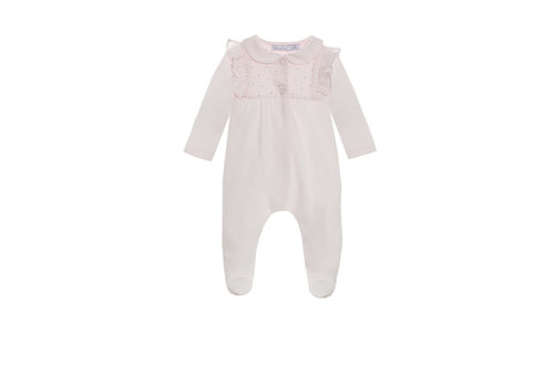 Patachou Patachou Baby Girl Playsuit Knit Pink