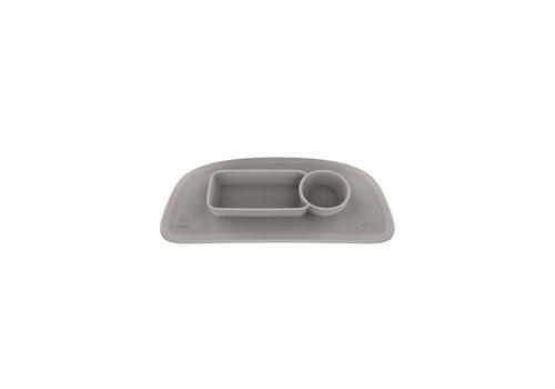 EZPZ ezpz™ by Stokke™ placemat voor Stokke® Tray Soft Grey