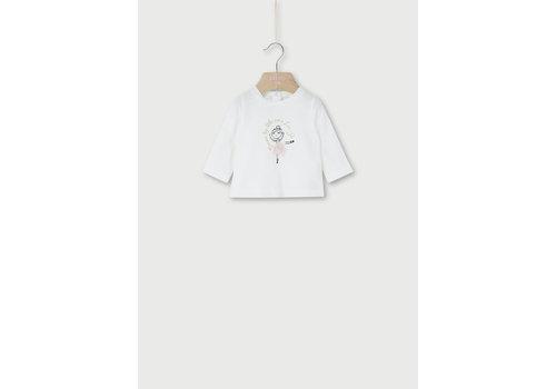 Liu Jo Liu Jo T-Shirt Sn.White/Dancer HF0013-J6048-T9377