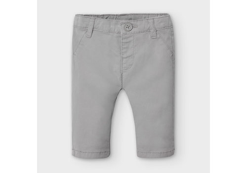 Mayoral Mayoral Twill Chino Pants Steam