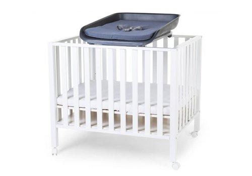 Childhome Childhome Evolux Verzorgingsunit Bed/Park Antracite