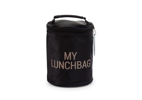 Childhome Childhome Kids My Lunchbag + Isothermisch Zwart/Goud