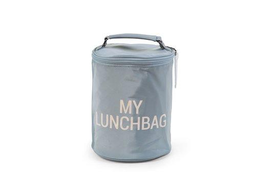 Childhome Childhome Kids My Lunchbag + Isothermisch Grijs/Ecru