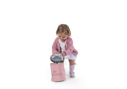 Childhome Childhome Kids My Lunchbag + Isothermisch Roze/Koper