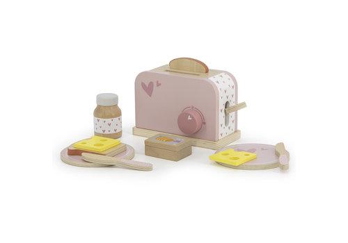Label-Label Label Label - Toaster - Pink
