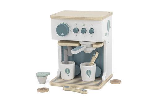 Label-Label Label Label - Espresso Machine - Green