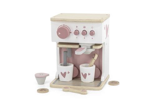 Label-Label Label Label - Espresso Machine - Pink
