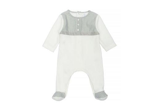 Laranjinha Laranjinha Babygrow I0082 Off/Engl