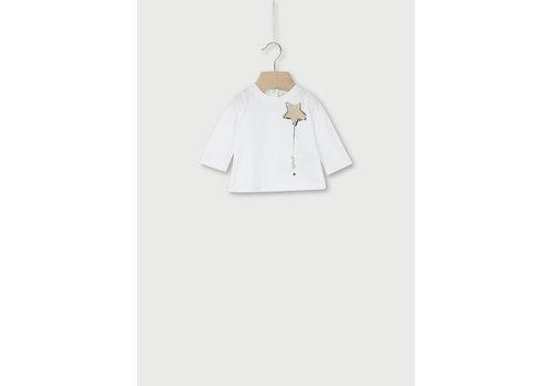 Liu Jo Liu Jo T-Shirt Sn.White/Star HF0056-J6048-V9492
