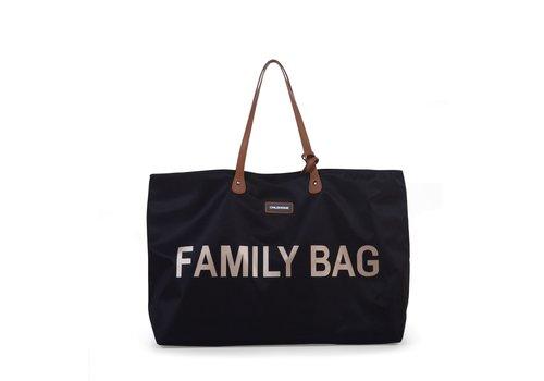 Childhome Childhome Family Bag Zwart/Goud